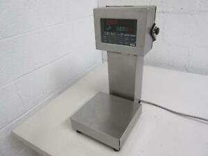 Weigh tronix 3275 Scale Checkweigher T97588