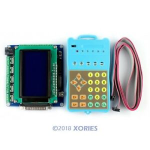 3rd Gen 5axis Cnc Router Breakout Board Set Display control Panel Gcode Recorded