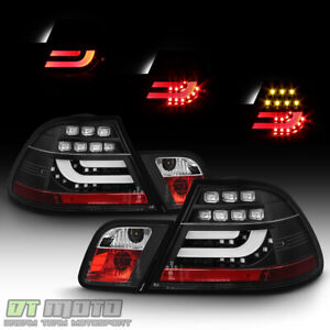 2000 2003 Bmw E46 3 Series Coupe Lumiled Led Bar Tail Lights Brake Lamps