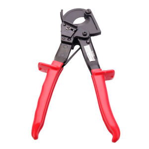 Hs 325a Ratchet Cable Cutter Cut Ratcheting Wire Cut Hand Tool Up To 240mm2