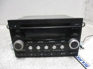 2007 2010 Honda Element Cd Player Radio Oem