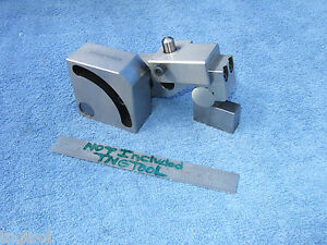 Wheel Dresser 4 Bc Sine Sliding Diamond Toolmaker Machinist Grind Inspect Edm