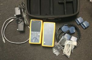 Fluke Dtx 1800 Cable Analyzer With Smart Remote And Case Quantity Free Shipping