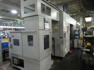 Mori Seiki Nt4200 Dcg 1000sz 5 axis Cnc Mill Turn W Loader B38068