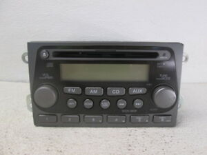 04 2004 Honda Element Am Fm Cd 2tw2 Radio Receiver Oem Lkq