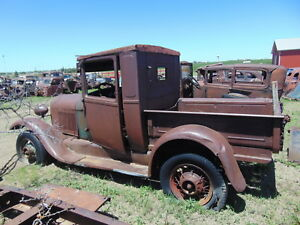 1928 1929 Model A Ford Pickup Truck Original Patina Rat Rod Project In Sd