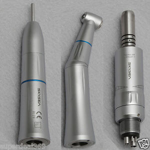 Dental Slow Low Speed Push Handpieces Kit Inner Water Spray Fit Kavo Ex2 4 Am m4