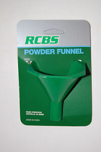RCBS 22-50 Caliber Powder Funnel