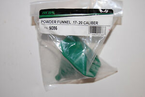 RCBS 17-20 Caliber Powder Funnel