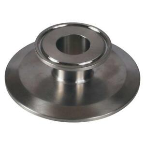 End Cap Reducer Tri Clamp 3 Inch X 1 Sanitary Ss304 3 Pack