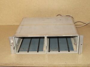 Tektronix Tm 503 Power Module Mainframe Chassis Lot Of Two