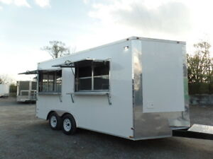 Concession 8 5x16 Custom Event Trailer