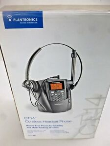 New Plantronics Small Office Headset System 8005701