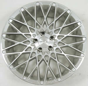 Niche Citrine M161 20 X 8 5 Silver Wheels For Kia Optima 5x114 3 38