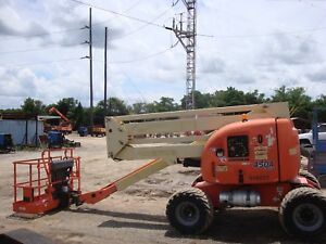 2007 Jlg 450a 45 Articulated Manlift