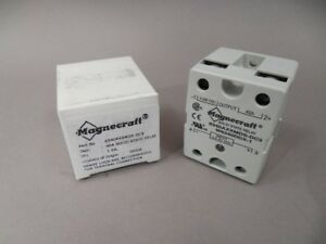 Magnecraft 6340axxmds dc3 40a Solid State Relay New