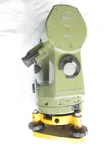 Kern Swiss K1 s Surveying Surveyor s Theodolite