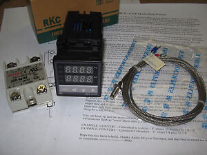 Pid Digital Temperature Controller Kit ssr Output