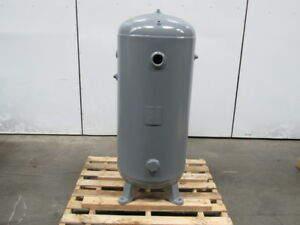 Manchester Tank 60 Gallon 200 Psi Vertical Compressed Air Receiver Tank