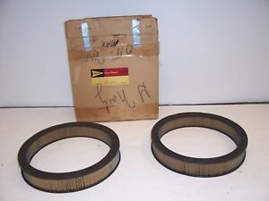 Mopar Nos 1962 1963 1964 Plymouth Dodge 413 426 Max wedge Air Cleaner Filter