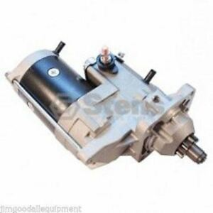 Bobcat Skid Steer Replacement Starter fits 763g 773 773g 7753 825 t190 t250 t300
