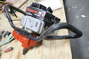 General M210 One man Post Hole Digger Auger Gas Powered