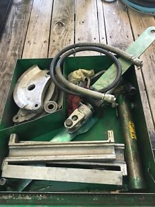 Greenlee Hydraulic Bender 882