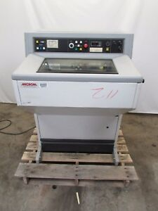 Cryostat Microm D 6900 Type 500m Microtome Used Tested
