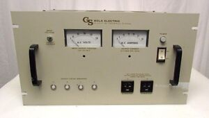 Sola General Signal Constant Voltage Transformer 93 13 220 Used Working