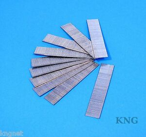 1000 Tacwise 20mm Brad Nails 18 Gauge 18g 180 Galvanised For Gun 3 4 Quality