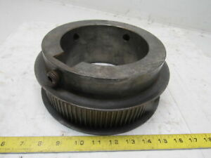 90 8m 50x6 6 Keyed Bore 8mm Pitch 90t Timing Belt Pulley 2 Wide Belt