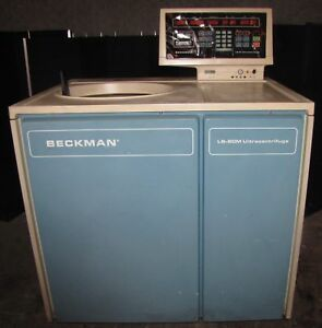 Beckman Coulter Model L8 80m Centrifuge Ultracentrifuge 2232