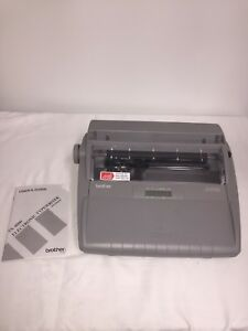 Brother Sx 4000 Portable Electric Daisywheel Typewriter