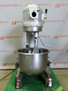 American Eagle Ae 20 Commercial Mixer Paddle 1 2 Hp 1720 Rpm 20 Quart