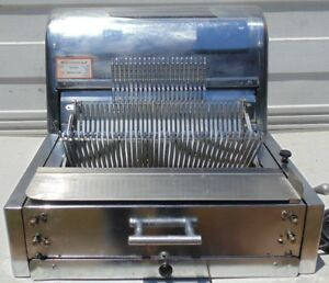 Berkel Mb Countertop Bread Slicer 1 2