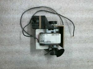 Used Thomas 010ca26f Vacuum Pump 115v 60hz 1 7a 60 Day Warranty