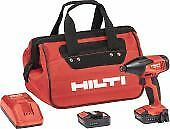 Hilti 3536727 Sid 2 a Kit 6 Pack Cordless Systems 1 Pc