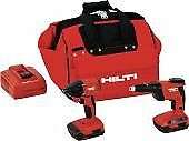 Hilti 3487033 Combo Sid 18 a Sd 4500 a18 Cordless Systems 1 Pc