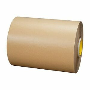 3m 6035pc 1 In X 60 Yd Adhesive Transfer Tape 1 In Clear Price Is For 12 Rolls