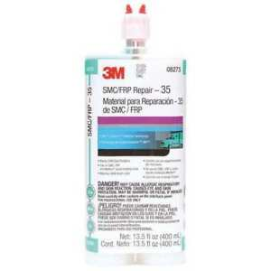 Urethane Adhesive For Smc frp Repair 35 400 Ml Price Is For 6 Cartridge