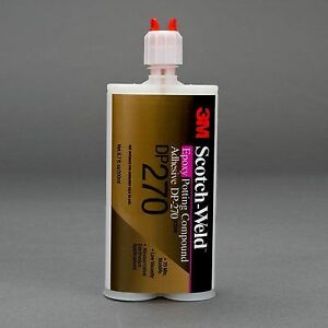 3m dp270 Epoxy Potting Compound Dp270 Clear 200 Ml Price Is For 6 Each