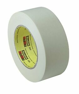 3m General Purpose Masking Tape 234 Tan Plastic Core 24 Mm X 55 M 5 9 Mil