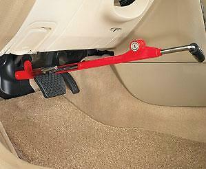 The Club Auto Brake Lock Cl606 Vehicle Anti Theft Devices Safety Security
