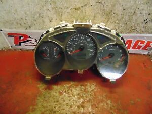 04 Subaru Forester Xt Turbo Speedometer Instrument Gauge Cluster