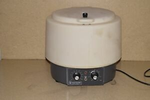 Fisher Scientific Centrific Centrifuge Model 225 W Rotor
