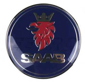 New Saab Emblem Front late Style 5289871 9 3 900 9000