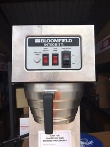 Bloomfield 8742 3 Gallon Commercial Tea Brewer Maker 1 Yr Prot Plan Incl