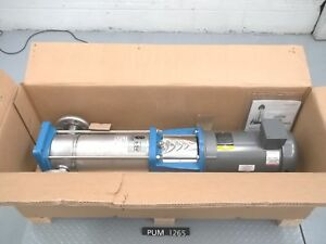 New Goulds 10sv9fh4f26 Multistage 7 5 Hp Stainless Vertical Pump pum1265