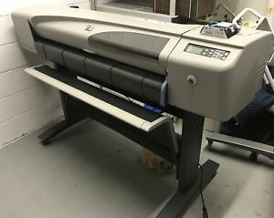 Hp Designjet 500 Wide Format Inkjet Printer C7770b Local Pickup Ann Arbor Mi