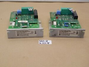 lot Of 2 Used Kb Electronics Dc Motor Speed Control Kblc 19pm Mod 35a